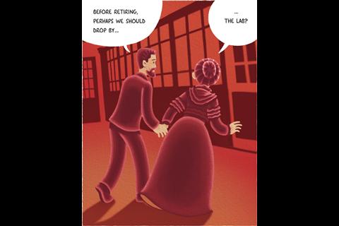 IYPT Comic – Radium part 2 – Frame 10